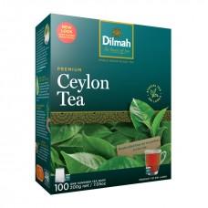 Dilmah帝瑪 錫蘭紅茶       (2g*100入/24盒/箱)