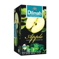 Dilmah帝瑪 蘋果口味紅茶 (2g*20入/12盒/箱)