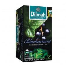 Dilmah帝瑪 黑醋栗紅茶(20入/12盒/箱)