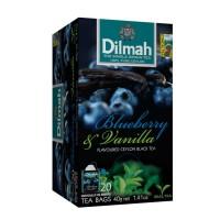 Dilmah帝瑪 藍莓香草紅茶(20入/12盒/箱)