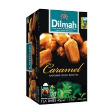 Dilmah帝瑪-焦糖口味紅茶(20入/12盒/箱)