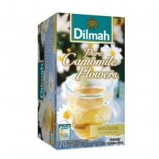 Dilmah帝瑪 洋甘菊花茶-無咖啡因 (20入/盒)