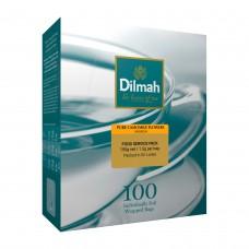 Dilmah帝瑪 洋甘菊花茶-無咖啡因 (100入/盒)-單包鋁箔袋裝