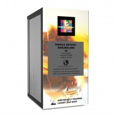 Dilmah帝瑪 t系列 大吉嶺紅茶( 三角立體包 50入/盒 )