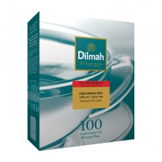 Dilmah帝瑪 英國早餐茶(100入/盒)-單包鋁箔袋裝