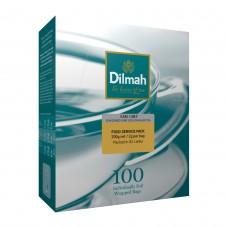 Dilmah帝瑪 伯爵紅茶( 100入/盒)-單包鋁箔袋裝