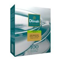 Dilmah帝瑪 茉莉綠茶( 100入/盒 )-單包鋁箔袋裝