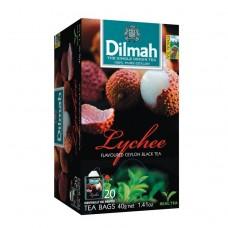 Dilmah帝瑪 荔枝茶 (20入/12盒/箱)