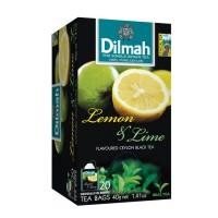 Dilmah帝瑪-萊姆檸檬茶(20入/12盒/箱)