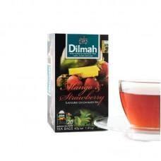 Dilmah帝瑪-芒果草苺紅茶(20入/盒)