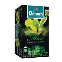 Dilmah帝瑪-清涼薄荷紅茶(20入/12盒/箱)