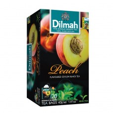 Dilmah帝瑪-水蜜桃紅茶(20入/12盒/箱)