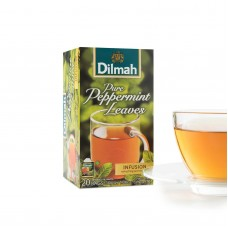 Dilmah帝瑪 天然薄荷葉茶-無咖啡因(20入/盒)