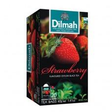 Dilmah帝瑪-草苺紅茶(20入/12盒/箱)