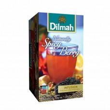 Dilmah帝瑪-天然苺果茶-無咖啡因(20入/盒)