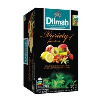 Dilmah帝瑪-綜合水果紅茶(20入/12盒/箱)